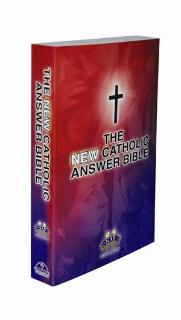 Image of The New Catholic Answer Bible - softcover